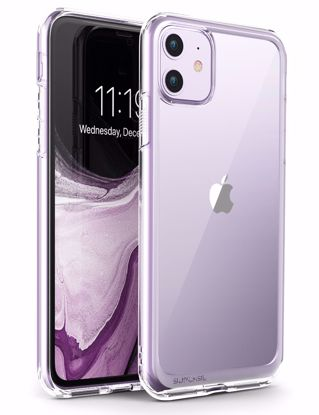 Picture of i-Blason i-Blason SUPCASE Unicorn Beetle Style Case for Apple iPhone 11 in Clear