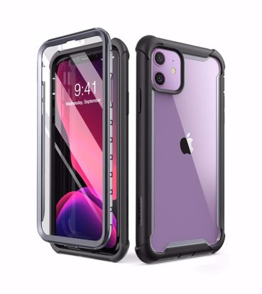 Picture of i-Blason i-Blason Ares Full Body Case with Screen Protector for iPhone 11 in Black
