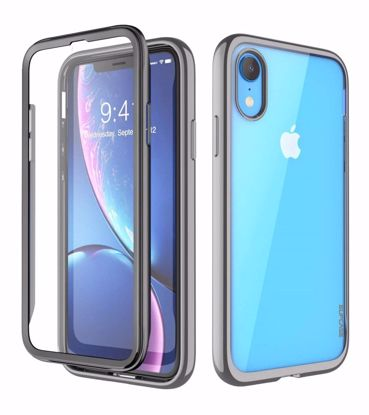 Picture of i-Blason i-Blason SUPCASE Unicorn Beetle Electro Case with Screen Protector for Apple iPhone 11 Pro in Black