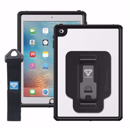 Picture of Armor-X Armor-X MX Series Case for Apple iPad 10.2 (2019) in Black