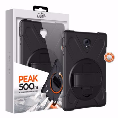 Picture of Eiger Eiger Peak 500m Case for Samsung Galaxy Tab A 10.5 in Black