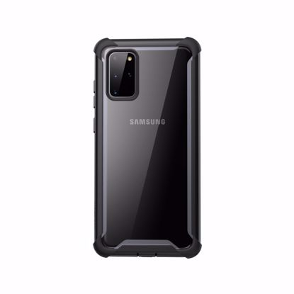 Picture of i-Blason i-Blason Ares Full Body Case for Samsung Galaxy S20+ with Screen Protector in Black