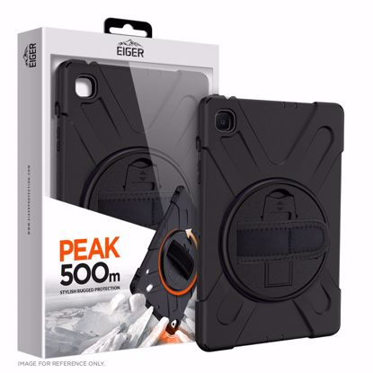 Picture of Eiger Eiger Peak 500m Case for Samsung Galaxy Tab A7 Lite in Black