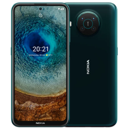 Picture of Nokia X10 - Green